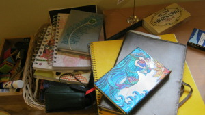 Filling up journals is the way to go